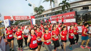 Great Eastern Women's Run 2016: Empowerment of Women