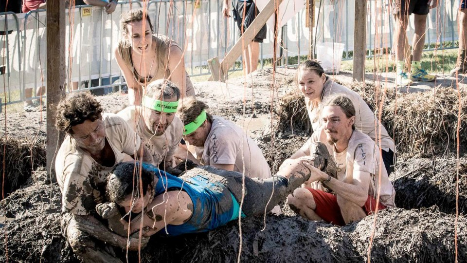 Tough Mudder Australia: Tough Times Create Tough People