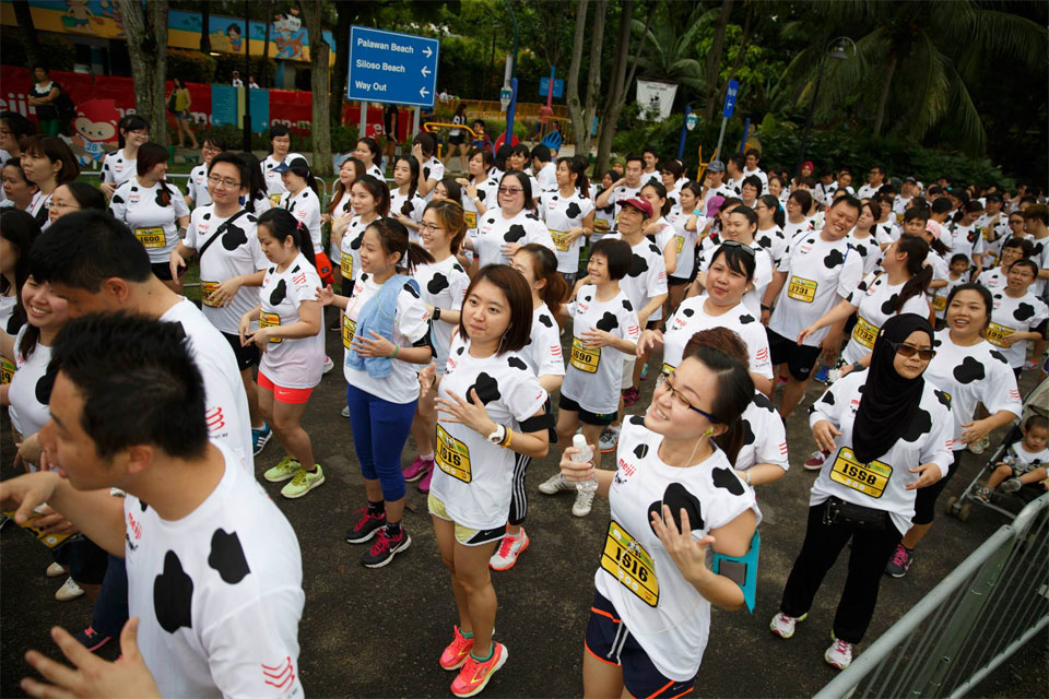 Meiji Run 2017: The World's Most Delicious Race Returns