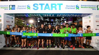 Standard Chartered Marathon Singapore 2016: Kenyans Secure Top Positions