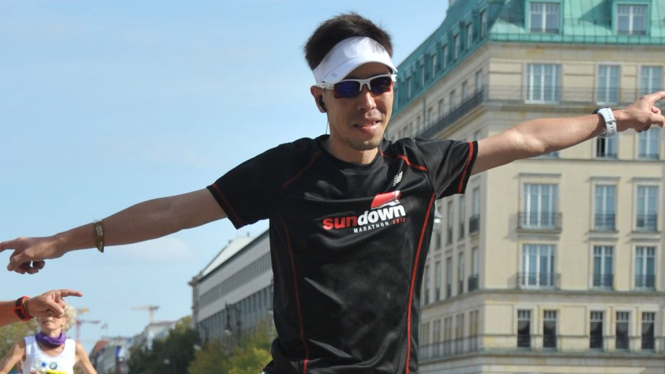 Meet Clement Woon; Lucky #7 on Sundown Marathon Singapore Legends List