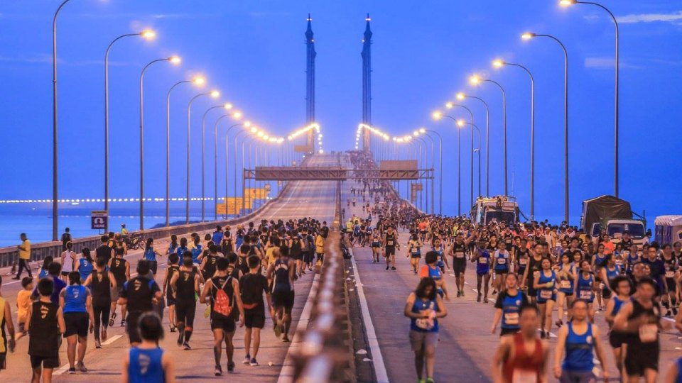 Penang Bridge International Marathon 2017