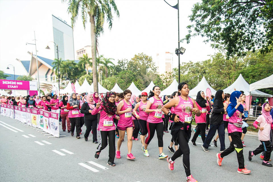 Malaysia Women Marathon 2017: Ladies & Gentleman Show Us What You've Got!