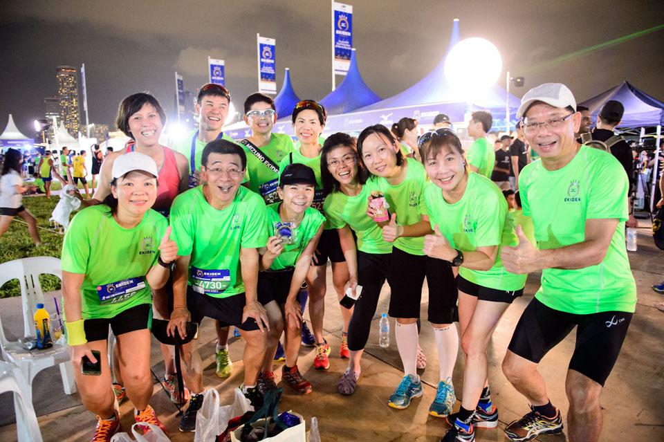 Celebrate Teamwork and Camaraderie in Mizuno Ekiden 2017