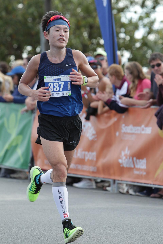 No Appointment Needed to See Dr. Derek Li Run the 2017 Gold Coast Airport Marathon