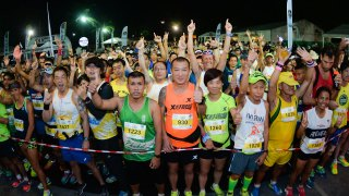 12th Laguna Phuket Marathon Will Be Held from Sunset to Sunrise Over Two Days