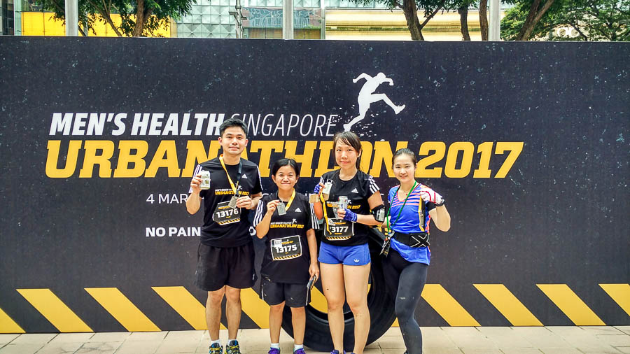 Men's Health Urbanathlon 2017 Race Review
