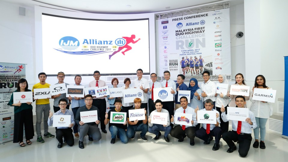 IJM Allianz Duo Highway Challenge - #1 Besraya Highway Challenge