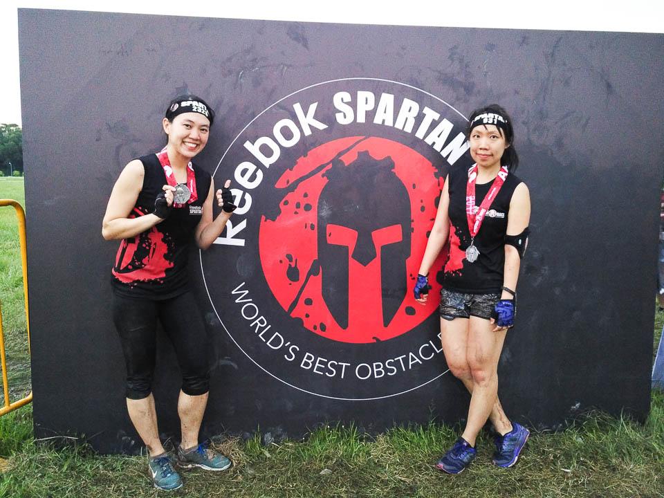 Spartan Sprint 2017 Race Review