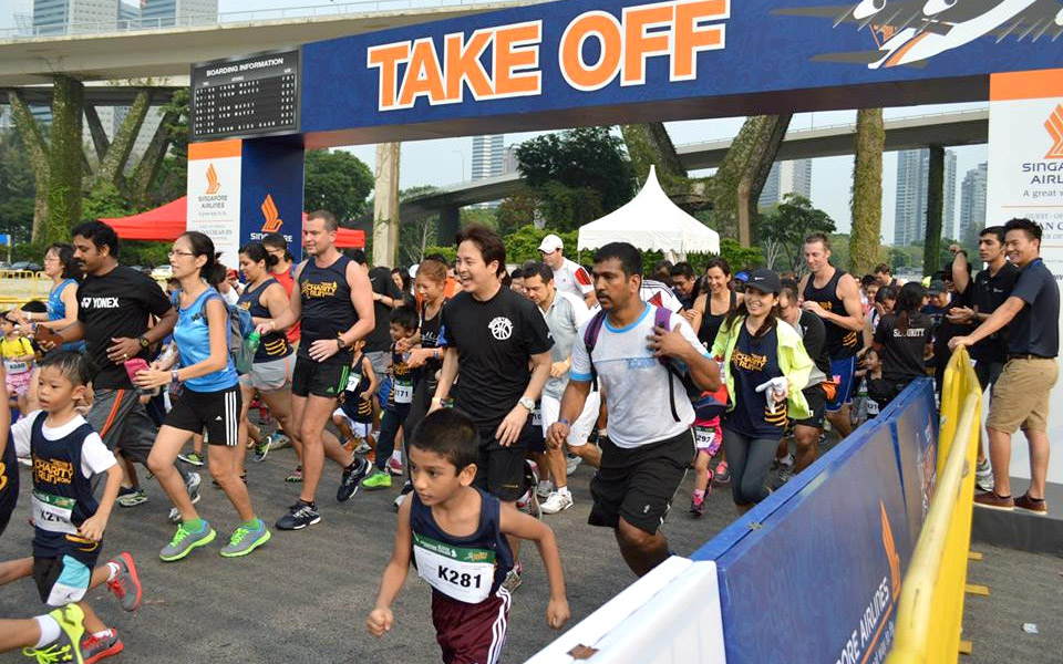 Do Good at These Upcoming Charity Runs in Singapore in 2017