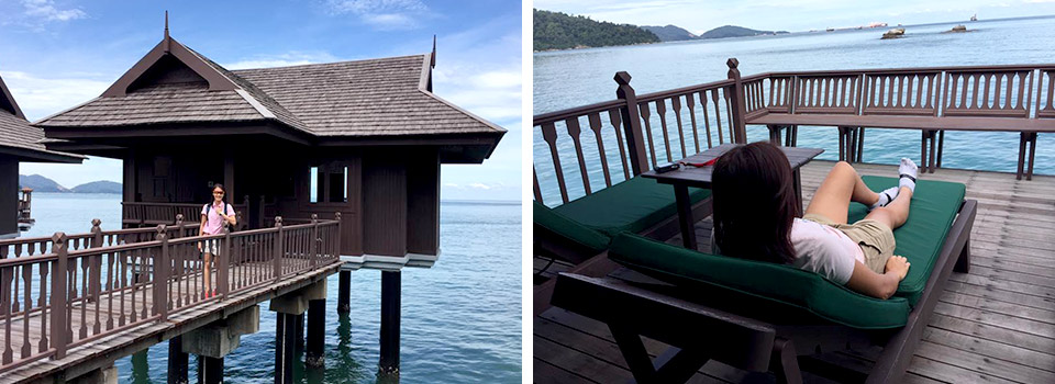 Our Stunning Experience at The Chapman's Challenge at Pangkor Laut Resort