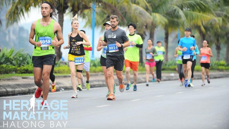 Halong Bay Heritage Marathon 2017
