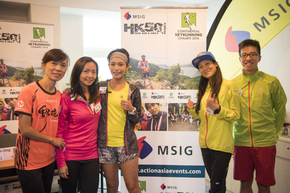 Learning from Lynn: If She Can Conquer the MSIG Singapore Action Asia 50, So Can You!