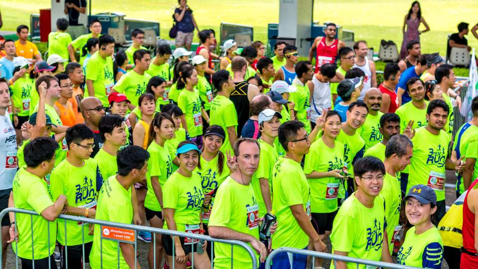 Nee Soon Fiesta 3Ten Run 2017: Cameras Over Golf Clubs!