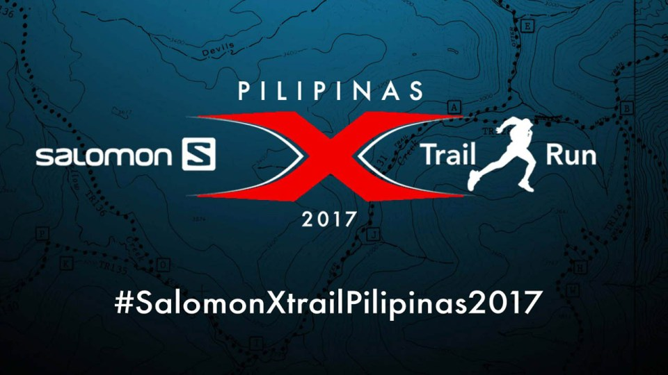 Salomon X-Trail Run Pilipinas 2017