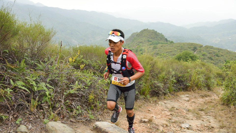 The North Face 100 Hong Kong 2017