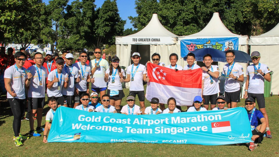 Gold Coast Airport Marathon 2017 Race Review