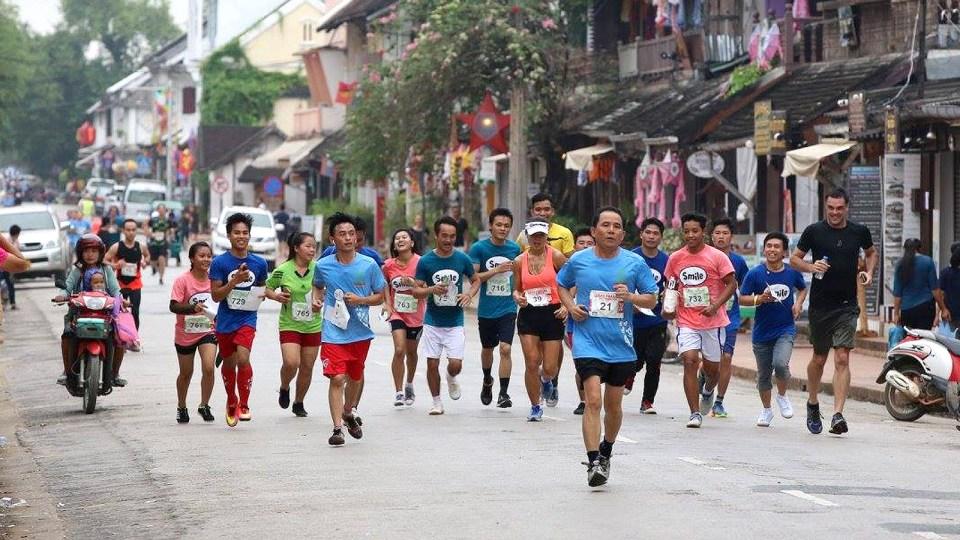 Luang Prabang Half Marathon 2017: Every Step Can Help Save a Child