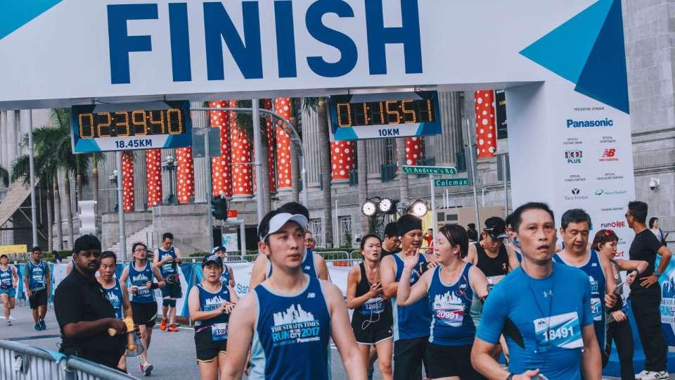 Straits Times Run 2017 Race Results: Local Runenrs Mok Ying Ren, Rachel See Win 3rd-Place