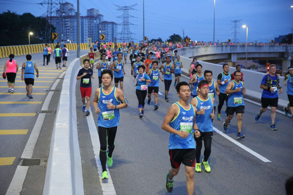 First Leg of IJM-Allianz Duo Highway Challenge Kicked Off at Besraya Highway
