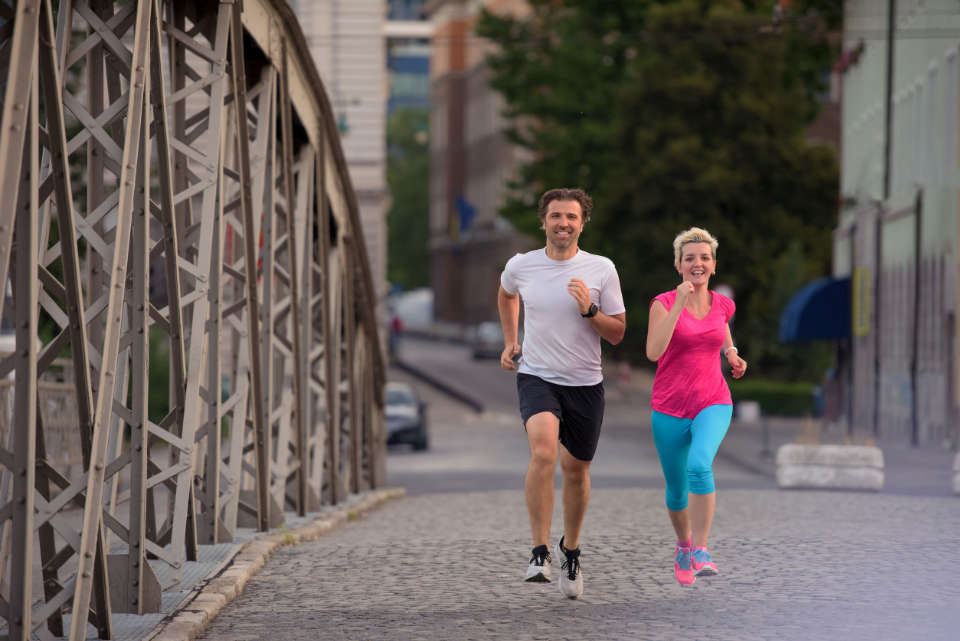 How to Keep Running Better After 40 Years Old