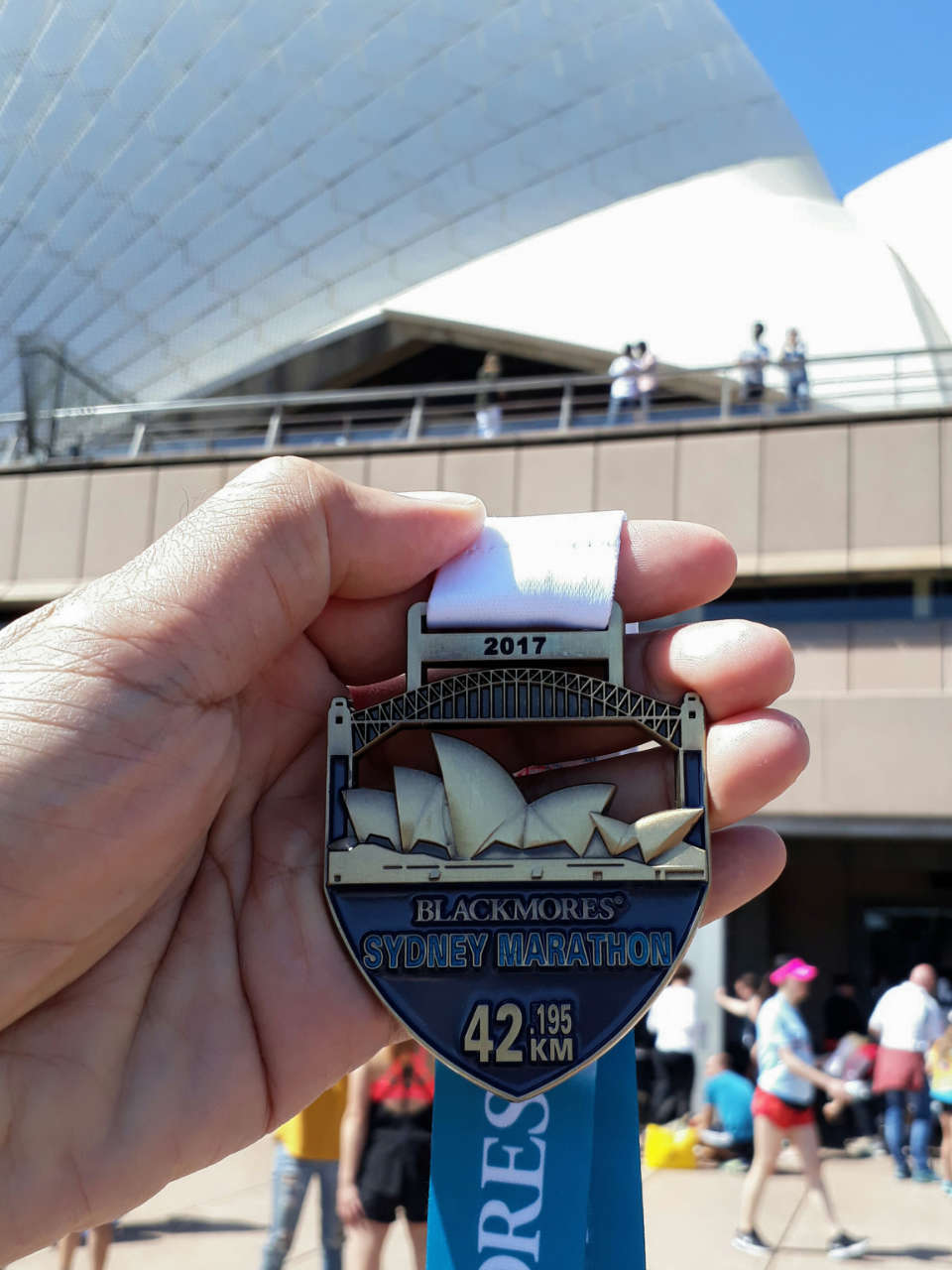 Blackmores Sydney Marathon: Sweet 17 Edition on 17 September 2017