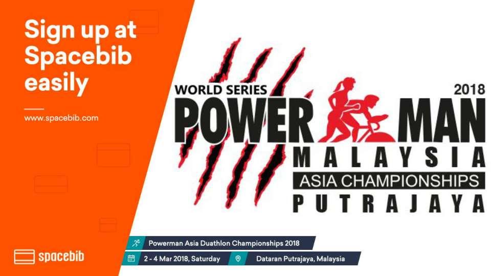 2018 Powerman Asia Duathlon Championships – Malaysia