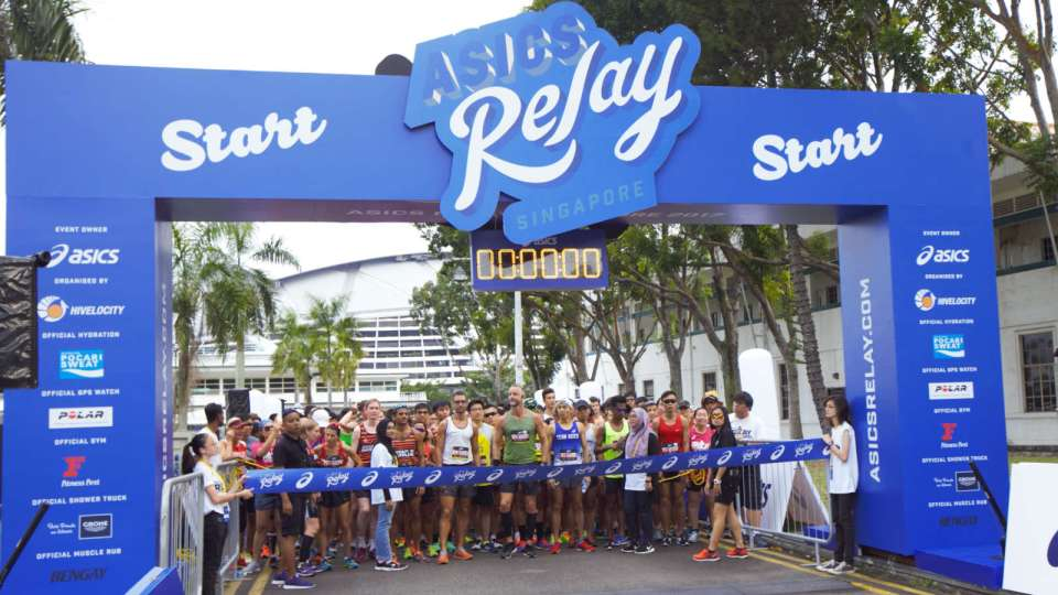ASICS Relay Singapore 2017 Race Results: Did Your Team Shine?