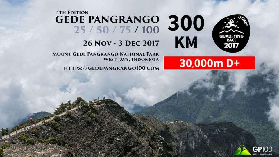 Gede Pangrango 100