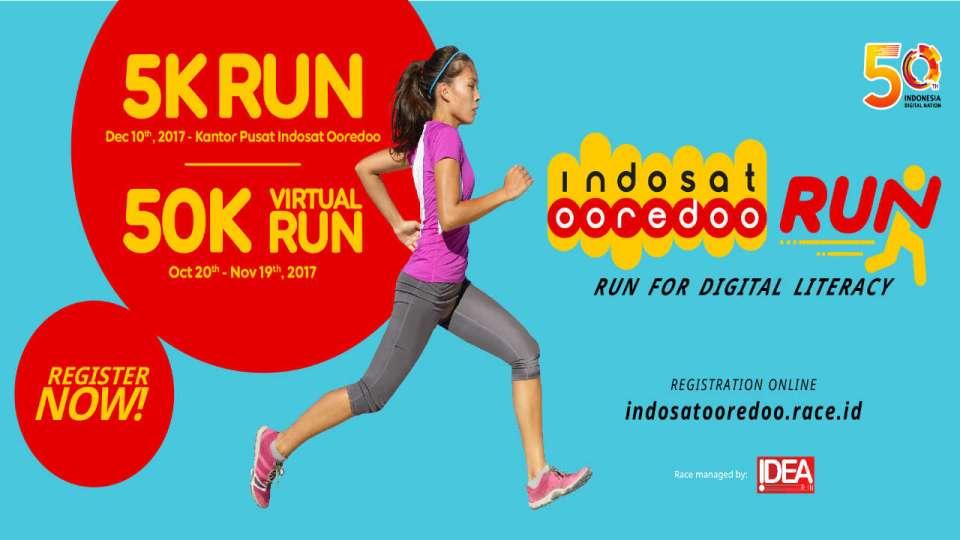 Indosat Ooredoo Run
