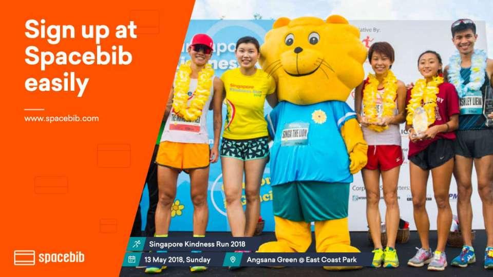 Singapore Kindness Run 2018