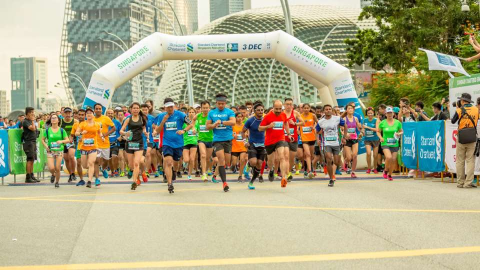 Standard Chartered Singapore Marathon 2017 Race Review: A Bittersweet Experience