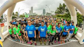 Standard Chartered Singapore Marathon 2017 Race Photos