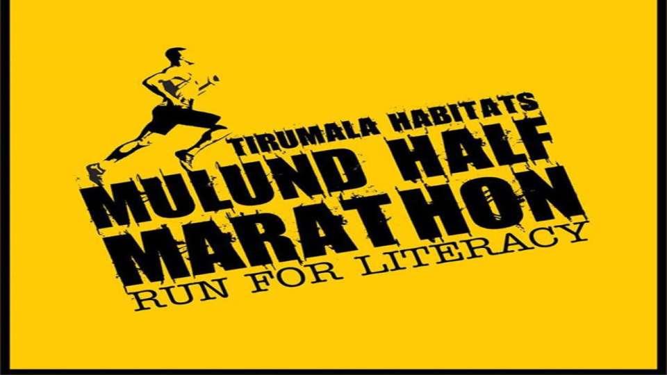 Tirumala Habitats Mulund Half Marathon 2017