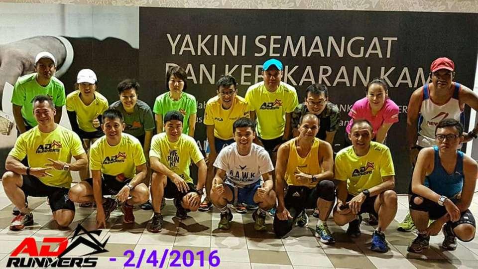 Alam Damai Runners