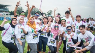 ILLUMI RUN Malaysia 2018 Had a Glowing Success with More Than 4,000 Runners