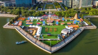 Prudential Marina Bay Carnival: Why You Should Run at Marina Bay till April