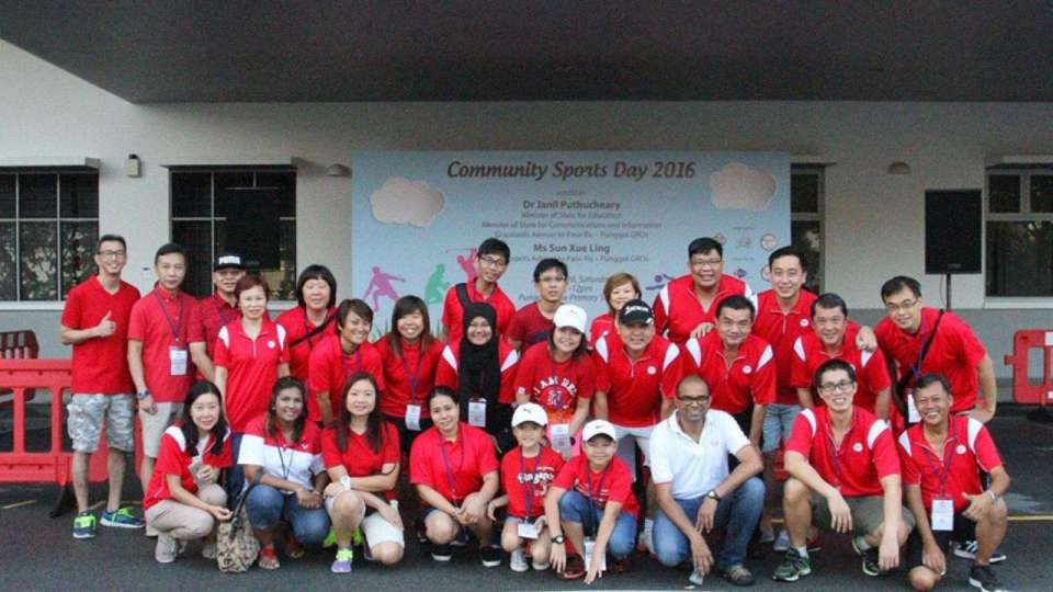 Punggol Coast Community Sports Club