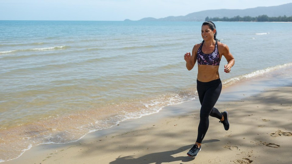 Spartan World Championship Racer Natalie Dau Believes that Everyone Can Improve Their Lives Through Small, Positive Changes