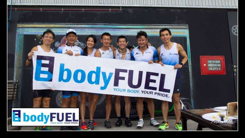 Team bodyFUEL