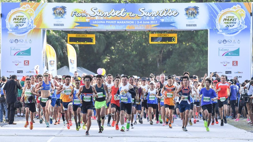 13th Laguna Phuket Marathon Ready to Welcome Over 8,000 Runners