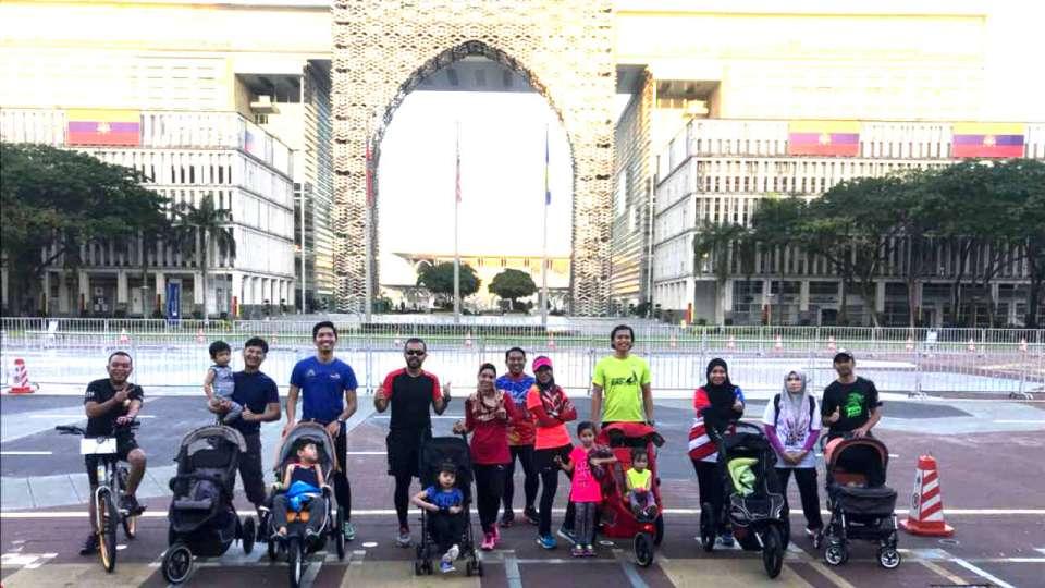 Malaysian Stroller Runners Community