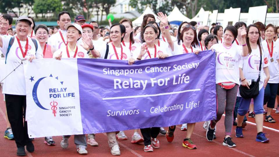 Make a Statement Against Cancer by Conquering 100KM Relay For Life 2018