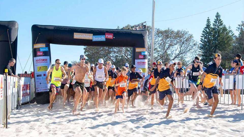 Sunshine Beach Run 2018