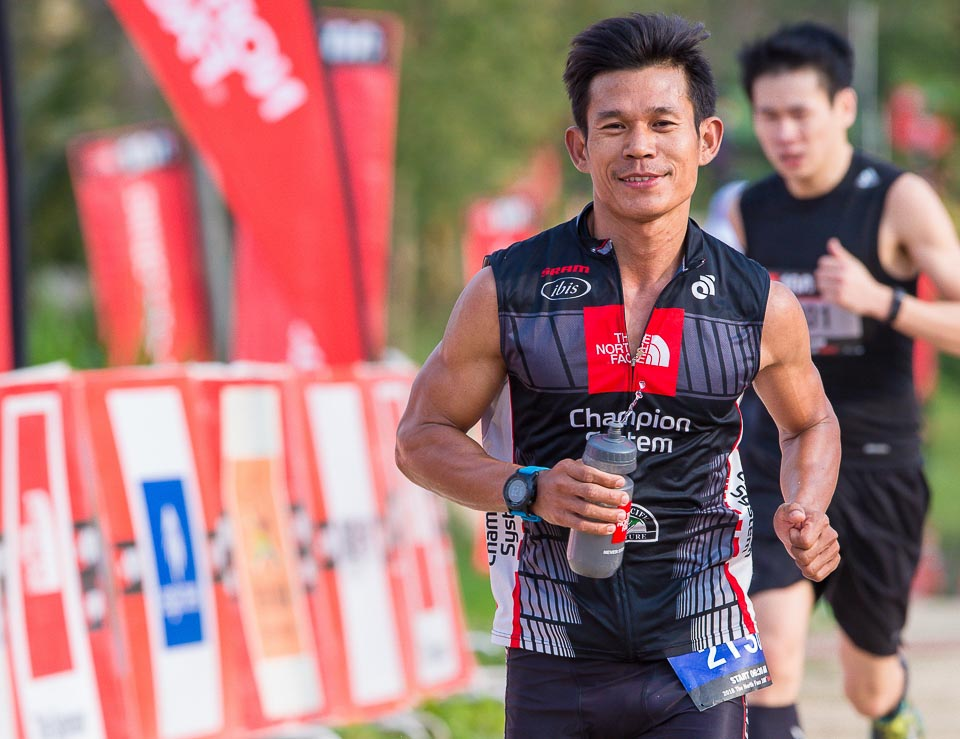 Trail Runners Smashed Records at The North Face 100 Thailand 2018