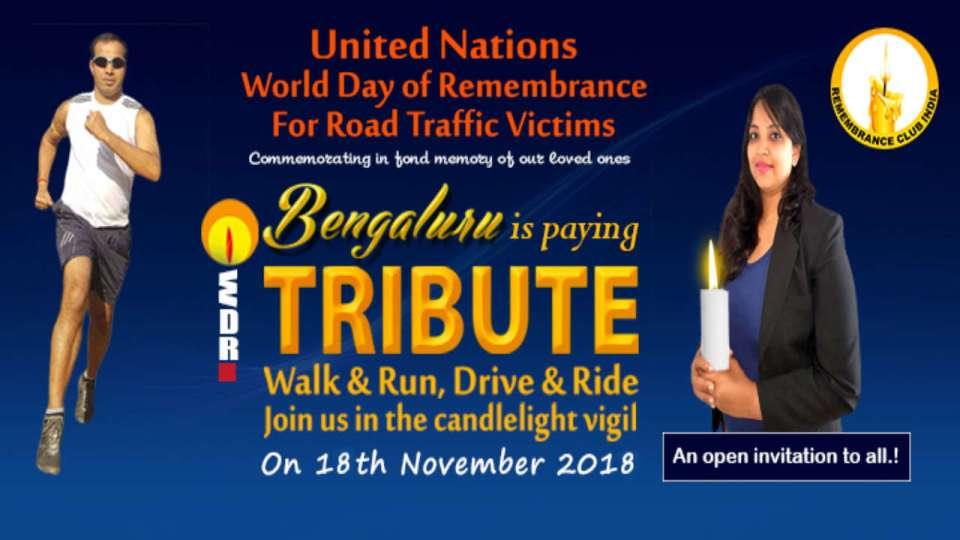 WDR Tribute Run 2018