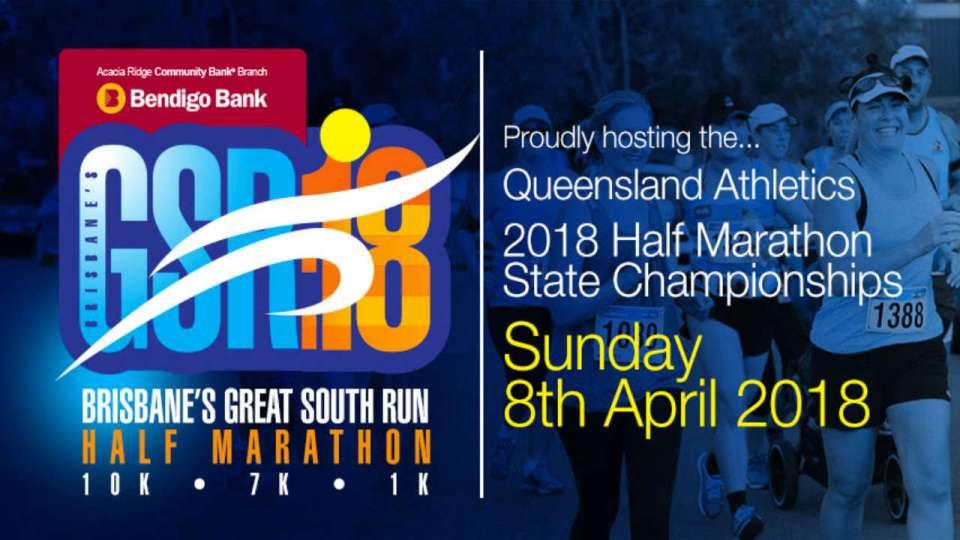 Brisbane's Great South Run 2018