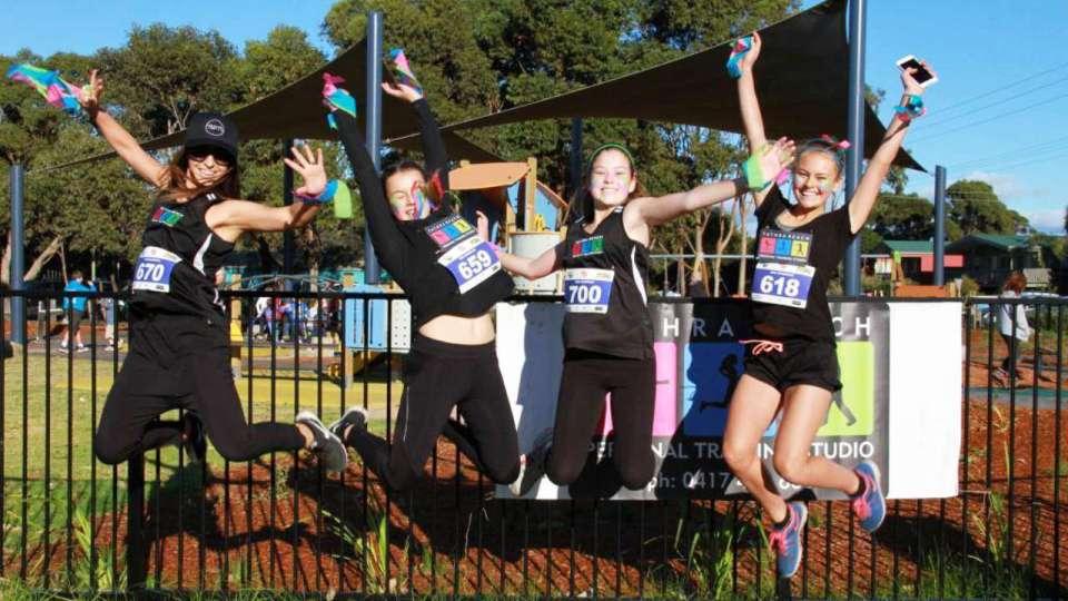 Merimbula Fun Run 2018
