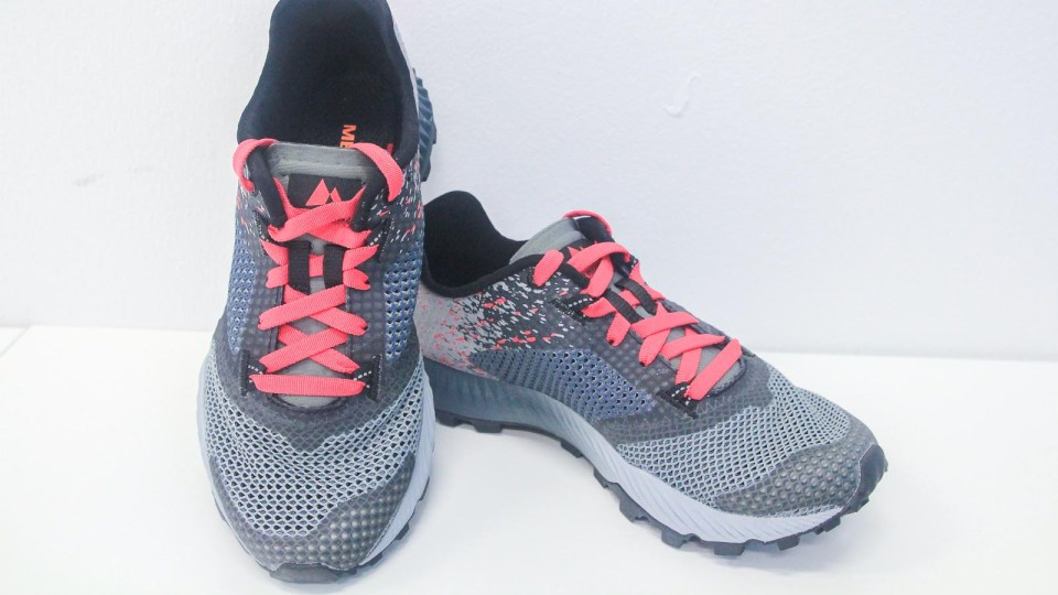 It is Effortless to Go All-Out with Merrell All Out Crush 2