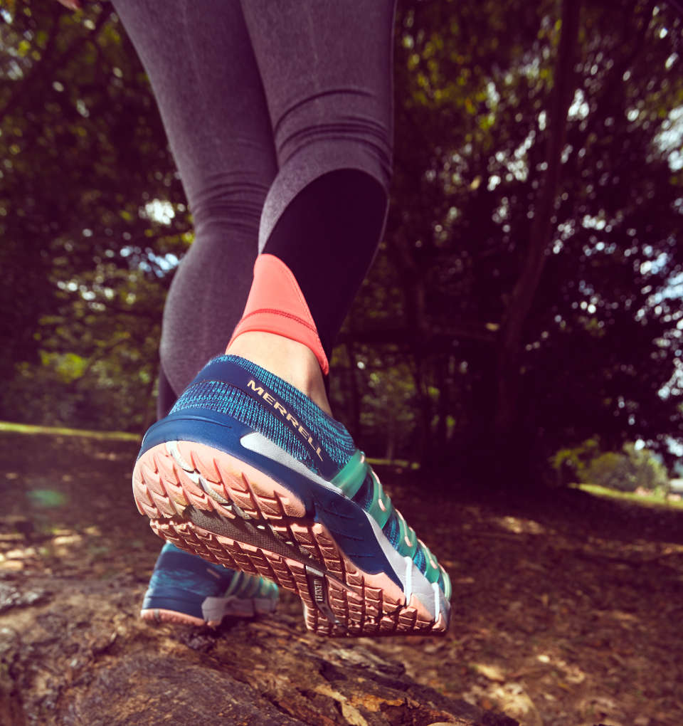 You're Invited to an Exclusive Running Bootcamp with Merrell new Bare Access Flex Knit